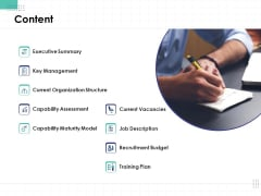Performance Assessment Content Ppt Styles Graphic Images PDF