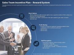 Performance Assessment Sales Initiative Report Sales Team Incentive Plan Reward System Microsoft