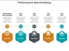 Performance Benchmarking Ppt PowerPoint Presentation Slides Icon Cpb