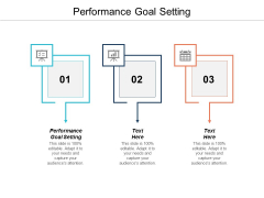 Performance Goal Setting Ppt PowerPoint Presentation Ideas Model Cpb
