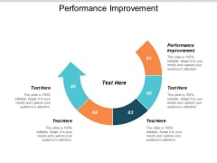 Performance Improvement Ppt PowerPoint Presentation Model Example Cpb