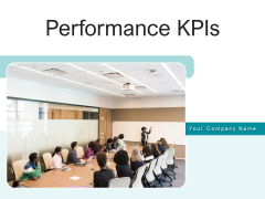 Performance Kpis Organization Sales Ppt PowerPoint Presentation Complete Deck