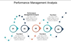 Performance Management Analysis Ppt PowerPoint Presentation Layouts Guidelines Cpb