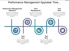 Performance Management Appraisal Time Management Ppt PowerPoint Presentation Slides Graphics Tutorials