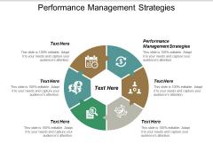 Performance Management Strategies Ppt PowerPoint Presentation Diagram Templates Cpb