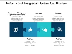 Performance Management System Best Practices Ppt Powerpoint Presentation Layouts File Formats Cpb