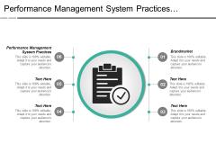 Performance Management System Practices Brandmarket Ppt PowerPoint Presentation Infographics Guidelines