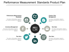 Performance Measurement Standards Product Plan Management Inventory Management Ppt PowerPoint Presentation Model Guide