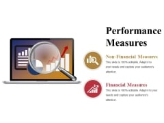 Performance Measures Ppt PowerPoint Presentation Inspiration Skills