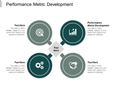 Performance Metric Development Ppt PowerPoint Presentation Layouts Grid Cpb