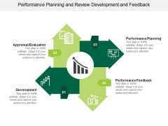 Performance Planning And Review Development And Feedback Ppt PowerPoint Presentation Pictures Graphics