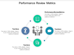Performance Review Metrics Ppt PowerPoint Presentation Ideas Layout