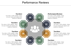Performance Reviews Ppt PowerPoint Presentation Slides Good Cpb