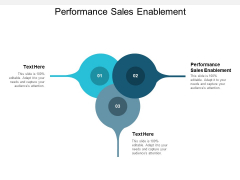 Performance Sales Enablement Ppt PowerPoint Presentation Outline Brochure Cpb