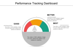 Performance Tracking Dashboard Ppt Powerpoint Presentation Model Themes