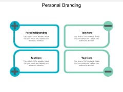 Personal Branding Ppt PowerPoint Presentation Inspiration Introduction Cpb