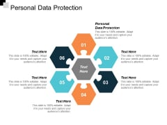 Personal Data Protection Ppt PowerPoint Presentation Portfolio Deck Cpb