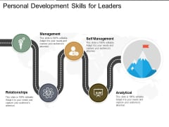 Personal Development Skills For Leaders Ppt PowerPoint Presentation Infographic Template Samples