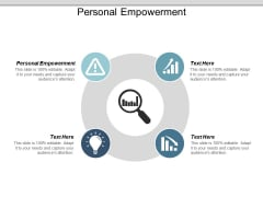 Personal Empowerment Ppt PowerPoint Presentation Infographic Template Guidelines