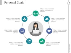 Personal Goals Ppt PowerPoint Presentation Examples