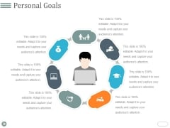 Personal Goals Ppt PowerPoint Presentation Infographics Example