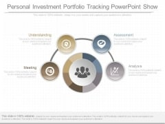 Personal Investment Portfolio Tracking Powerpoint Show