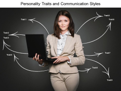 personality traits and communication styles ppt powerpoint presentation inspiration examples