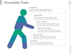 Personality Traits Ppt PowerPoint Presentation Images