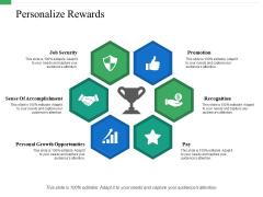 Personalize Rewards Ppt PowerPoint Presentation Icon Slideshow