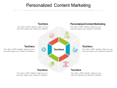 Personalized Content Marketing Ppt PowerPoint Presentation Portfolio Graphics Cpb