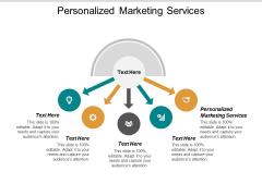 Personalized Marketing Services Ppt PowerPoint Presentation Portfolio Mockup Cpb