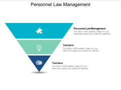 Personnel Law Management Ppt PowerPoint Presentation Infographics Pictures Cpb