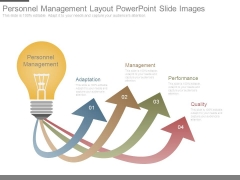 Personnel Management Layout Powerpoint Slide Images