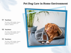 Pet Dog Sitting In Blanket At Home Image Ppt PowerPoint Presentation Layouts Slide PDF