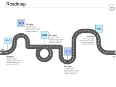 Pharmaceutical Management Roadmap Ppt File Brochure PDF