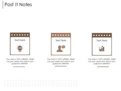 Pharmaceutical Marketing Strategies Post It Notes Topics PDF