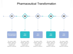 pharmaceutical transformation ppt powerpoint presentation infographic template slide cpb pdf