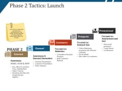 Phase 2 Tactics Launch Template 3 Ppt PowerPoint Presentation Summary Graphic Tips