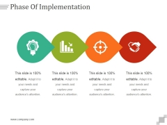 Phase Of Implementation Ppt PowerPoint Presentation Images