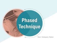 Phased Technique Problem Opportunity Brand Ppt PowerPoint Presentation Complete Deck