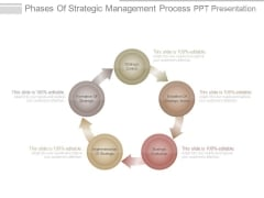 Phases Of Strategic Management Process Ppt Presentation