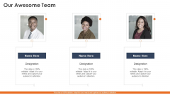 Phases To Select Correct Devops Automation Tools Information Technology Our Awesome Team Brochure PDF