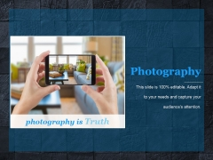 Photography Ppt PowerPoint Presentation Influencers