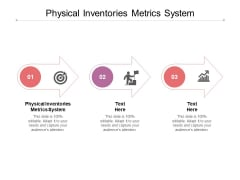 Physical Inventories Metrics System Ppt PowerPoint Presentation Professional Mockup Cpb