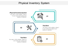 Physical Inventory System Ppt PowerPoint Presentation Pictures Objects Cpb