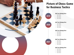 Picture Of Chess Game For Business Tactics Ppt PowerPoint Presentation Pictures Mockup