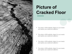 Picture Of Cracked Floor Ppt PowerPoint Presentation Gallery Graphics Download