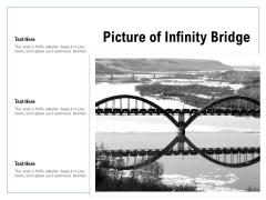 Picture Of Infinity Bridge Ppt PowerPoint Presentation Ideas Professional