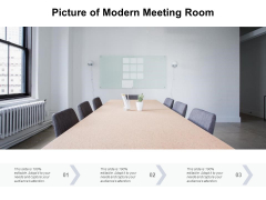 Picture Of Modern Meeting Room Ppt PowerPoint Presentation Styles Layout Ideas