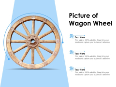 Picture Of Wagon Wheel Ppt PowerPoint Presentation Outline Slide Download